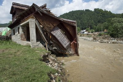 floods romania