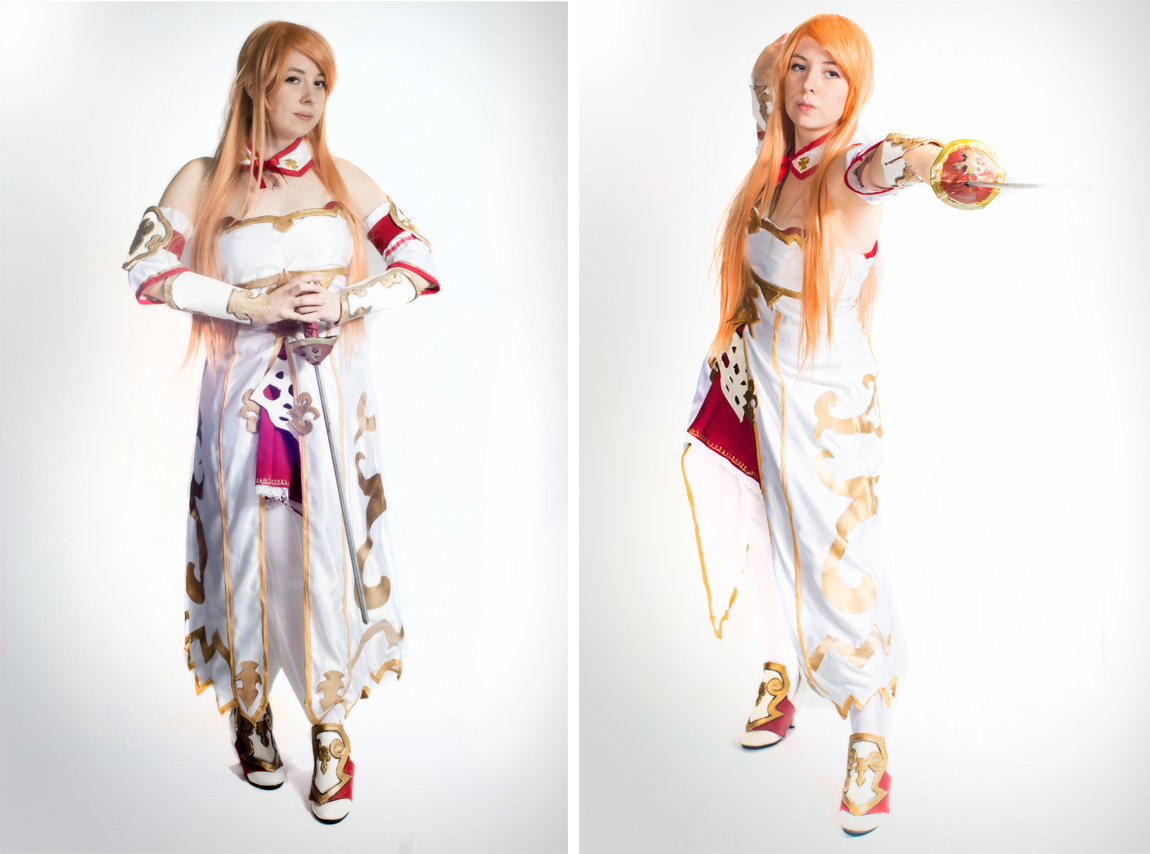 ECG cosplay 14