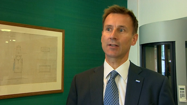 UK Confident it Can Contain Ebola if Necessary
