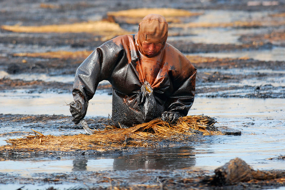china water pollution