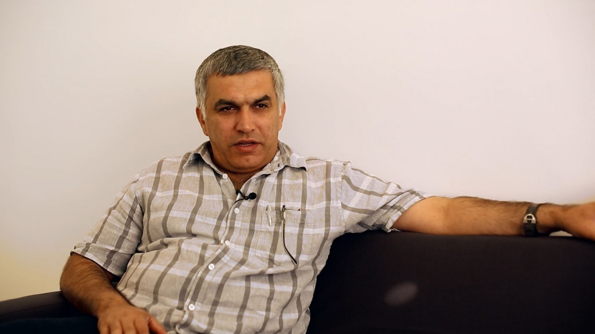 Nabeel Rajab: Bahrain 'Bought British Government's Silence' Over Human Rights Violations
