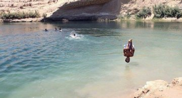 Gafsa lake 2