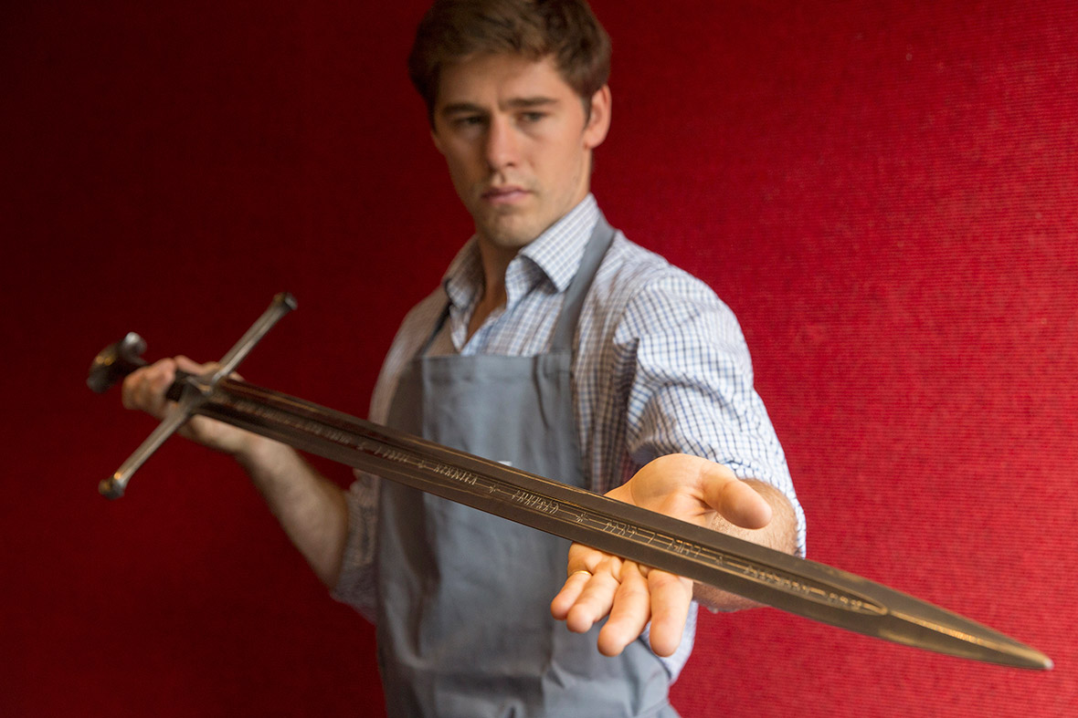Lord of the rings sword