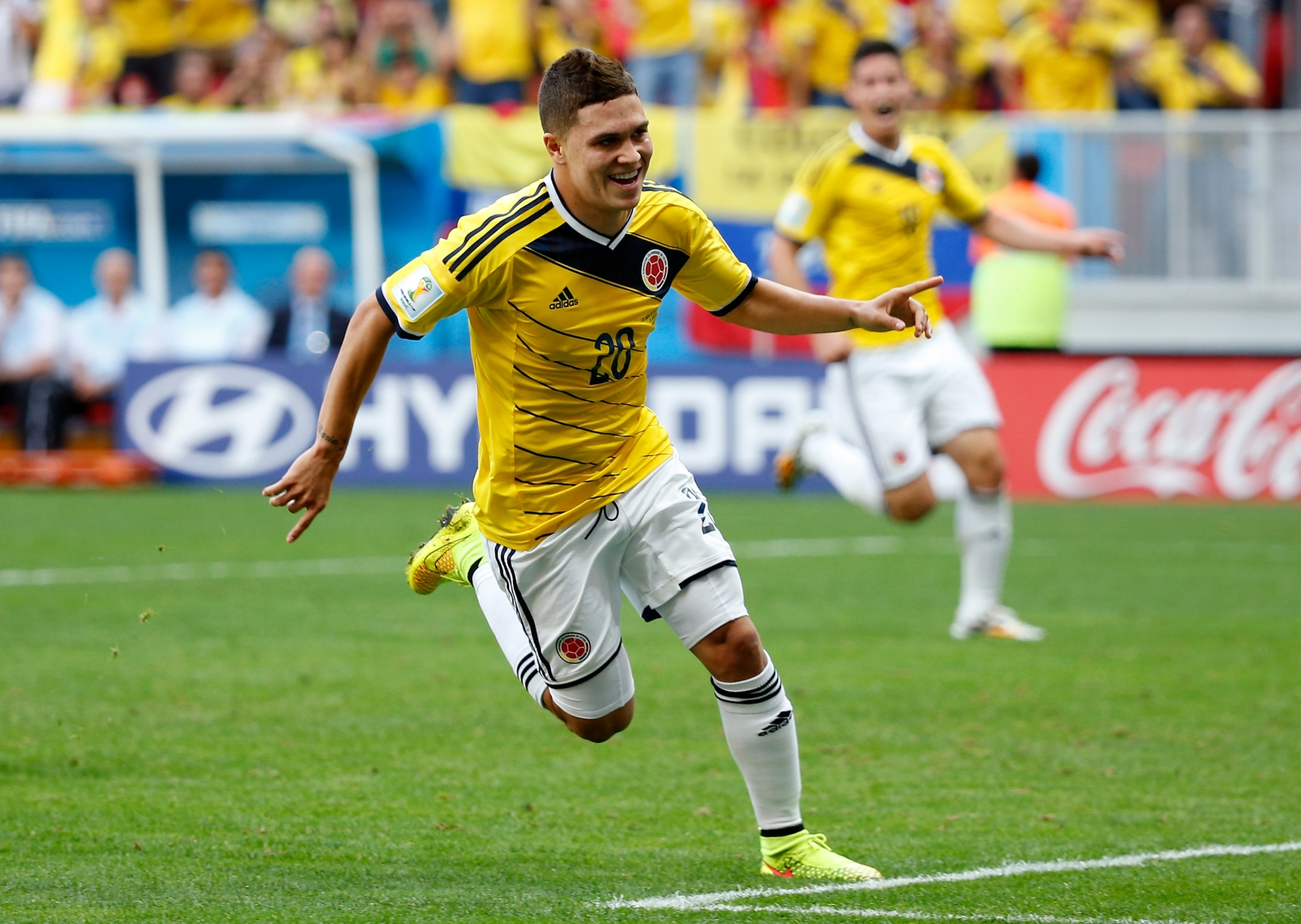 Juan Fernando Quintero: Juan Quintero Is Not Joining Arsenal Claims The Colombia