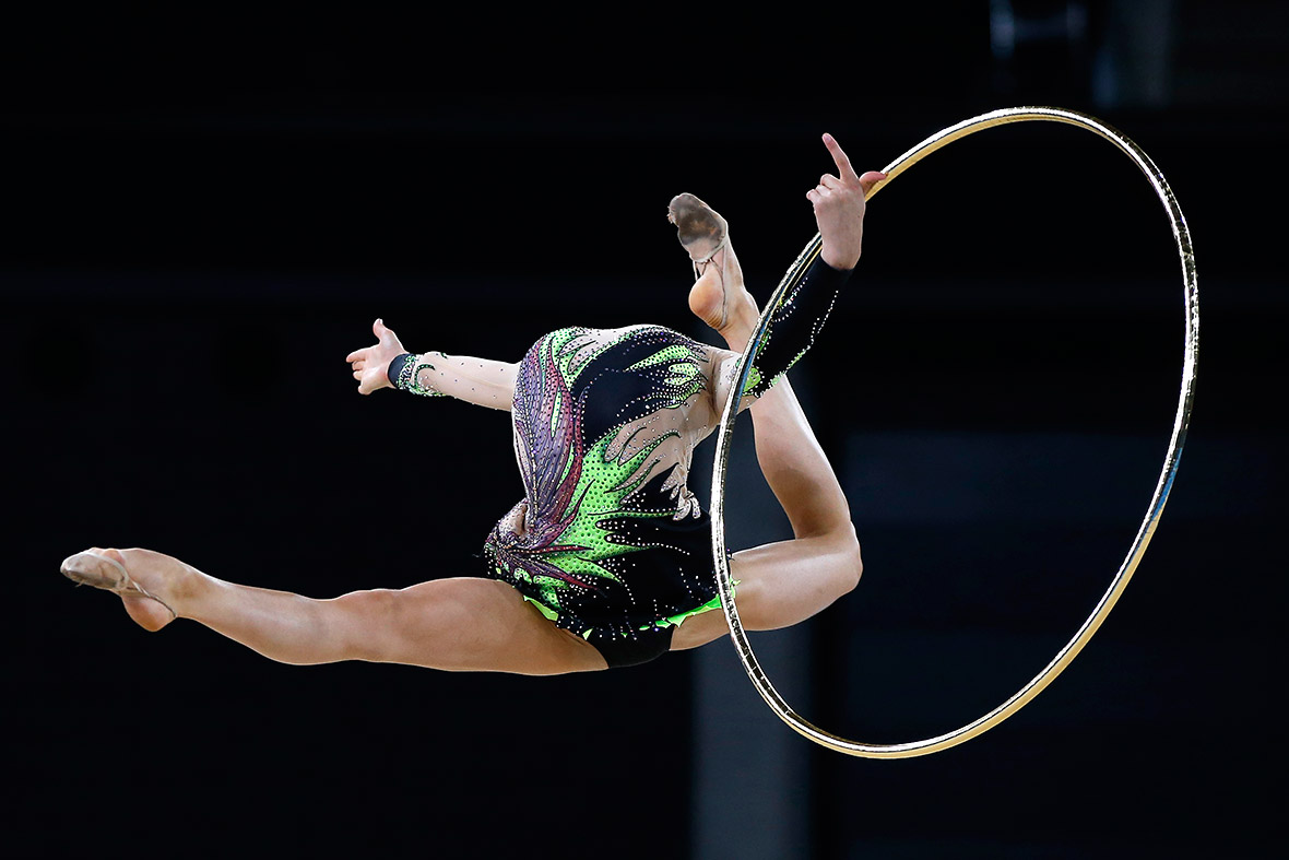 commonwealth games rhythmic gymnastics