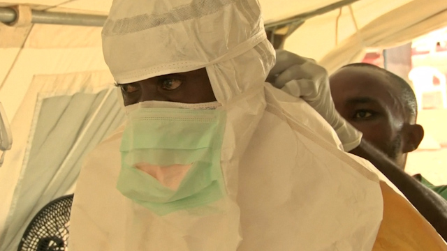 MSF: Only More Aid can Curtail Ebola Epidemic