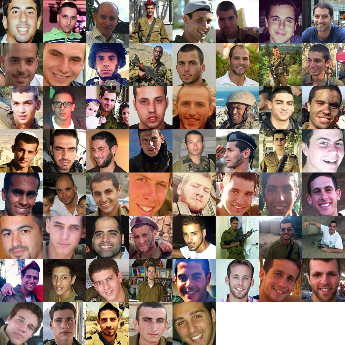Israeli soldiers killed