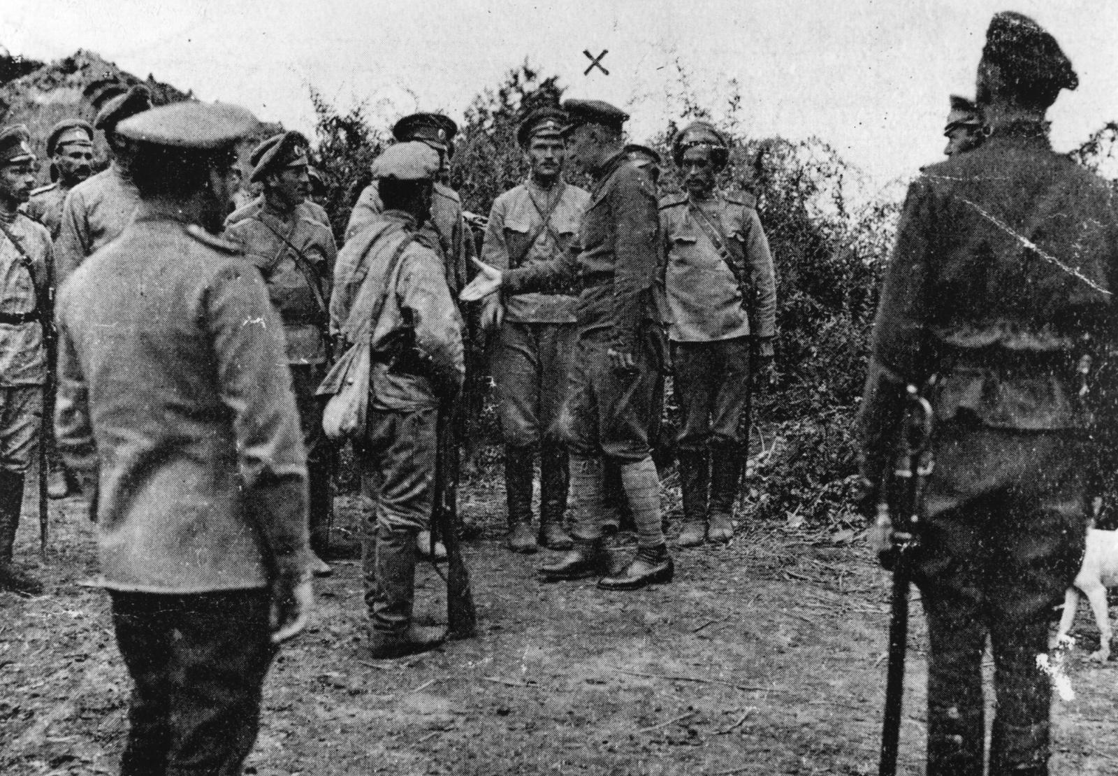 WW1 Russia