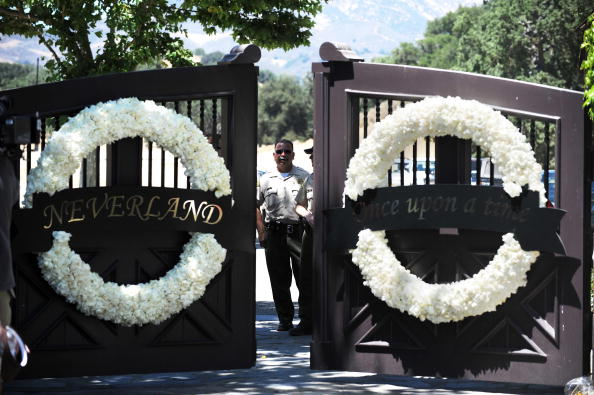 Michael Jackson's Neverland Estate