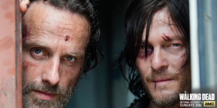 The Walking Dead Season 5 Spoilers: Daryl Dixon Loves Beth but Beth loves Andrew?