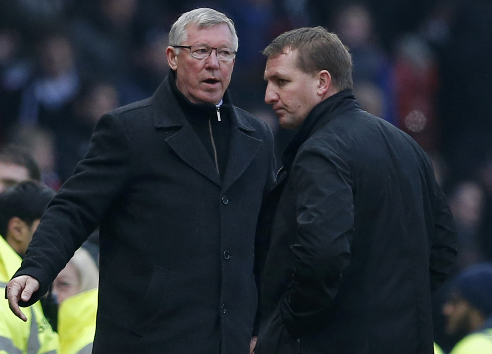 Sir Alex Ferguson-Brendan Rodgers