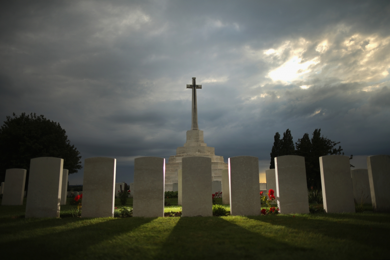 WW1 The Cross of Sacrifice