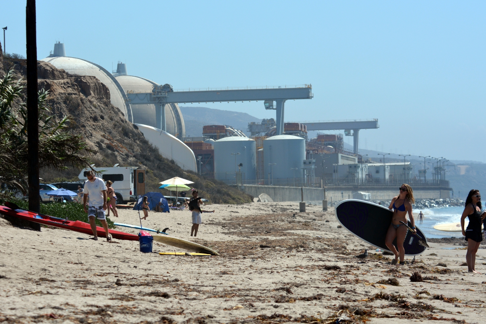 San Onofre Nuclear Power Plant To Cost 4 Bn To Dismantle