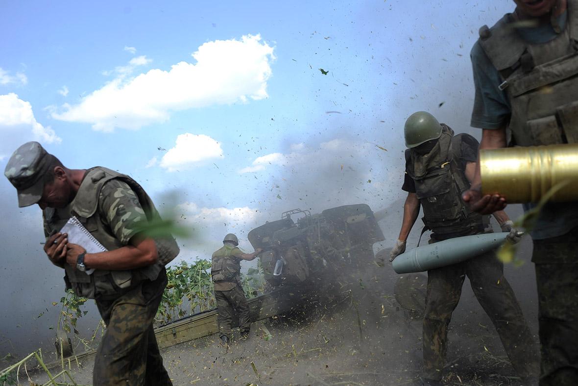 ukraine shelling