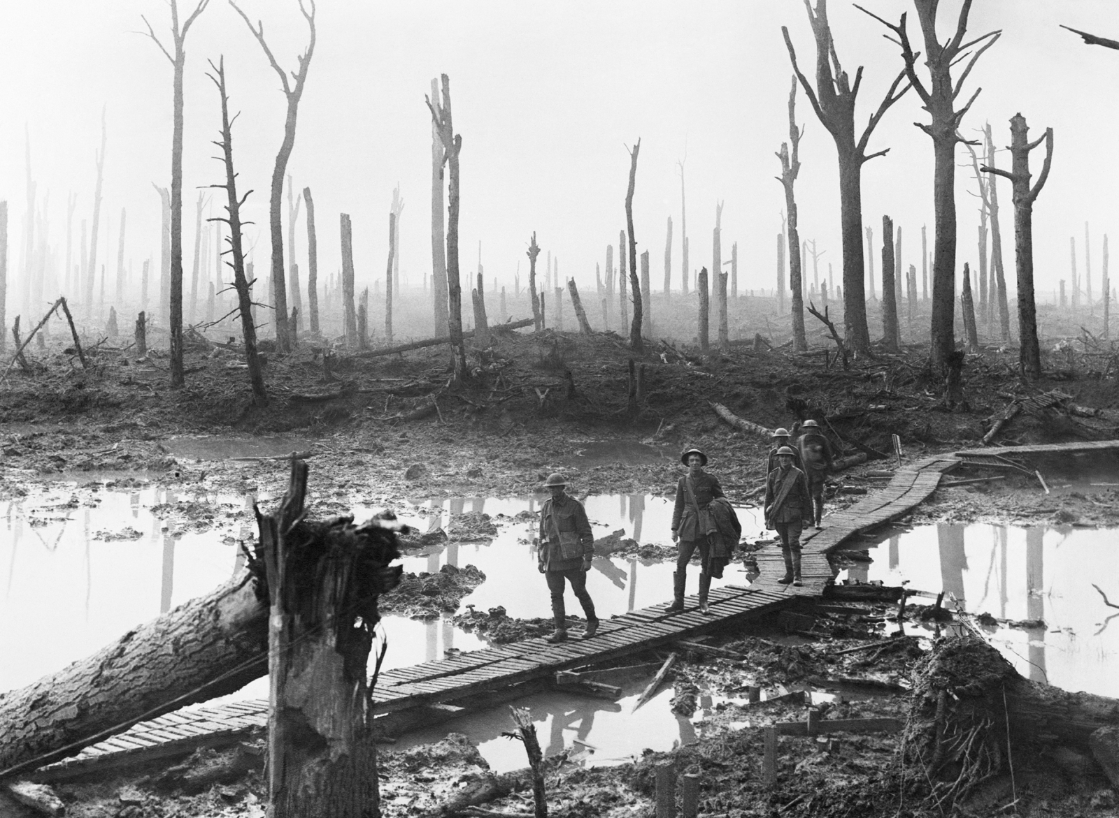 WW1 100th Anniversary: Incredbile Archive Footage of the Great War