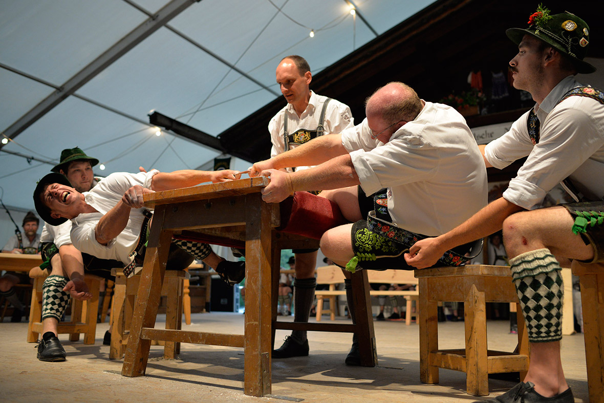 German Finger Wrestling Championships 2014