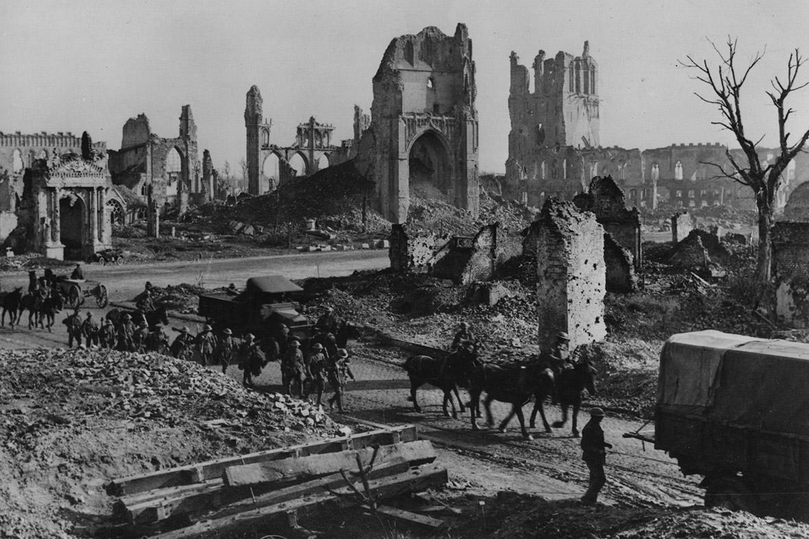 1917 ypres