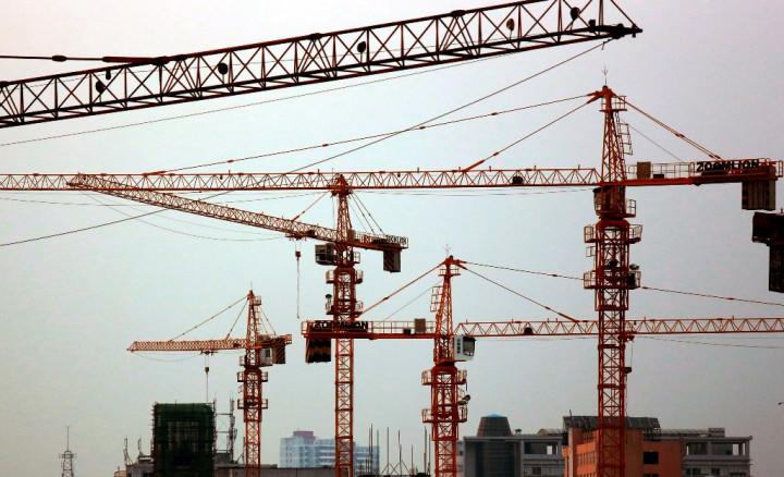Construction Cranes China