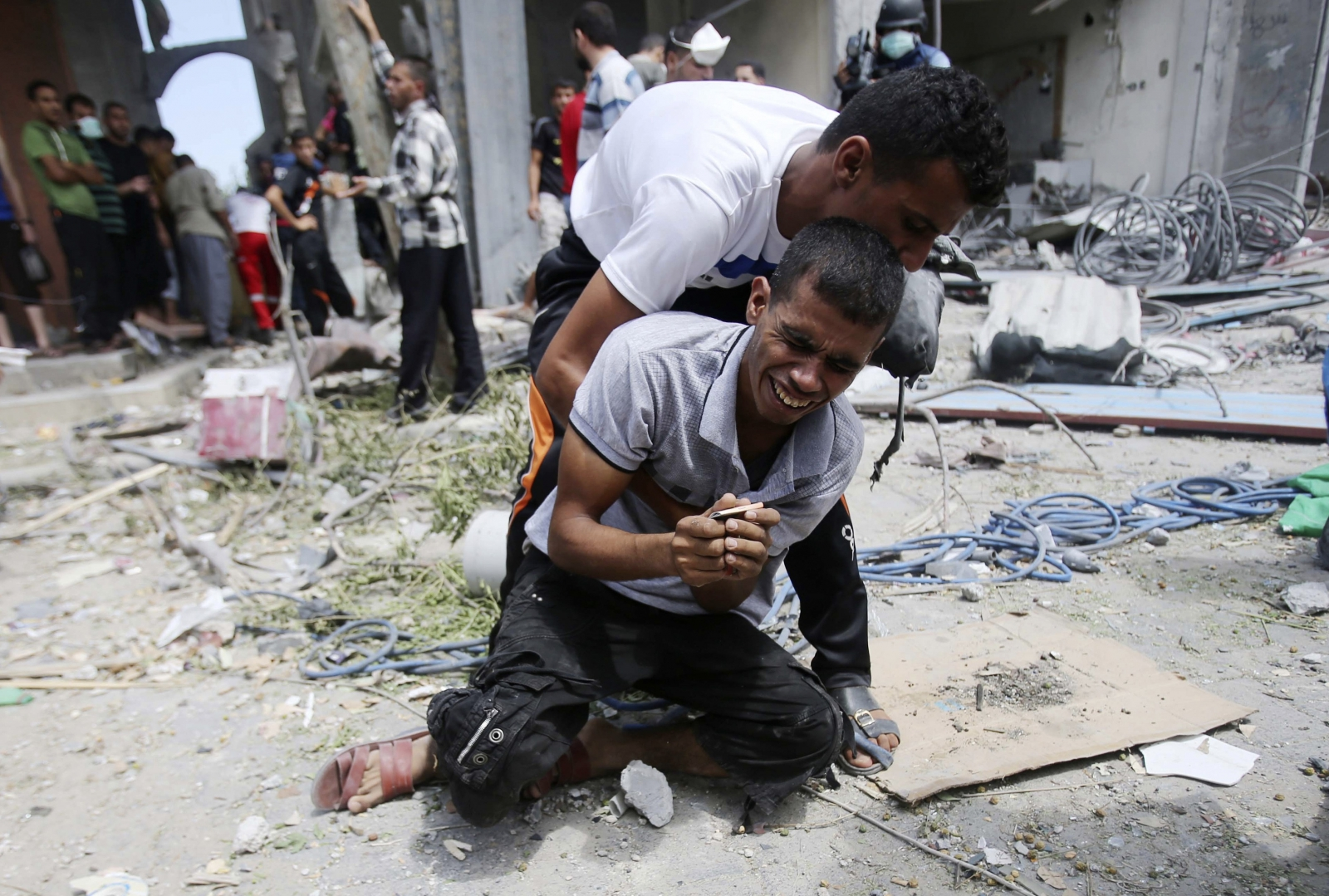 IDF Israel Gaza