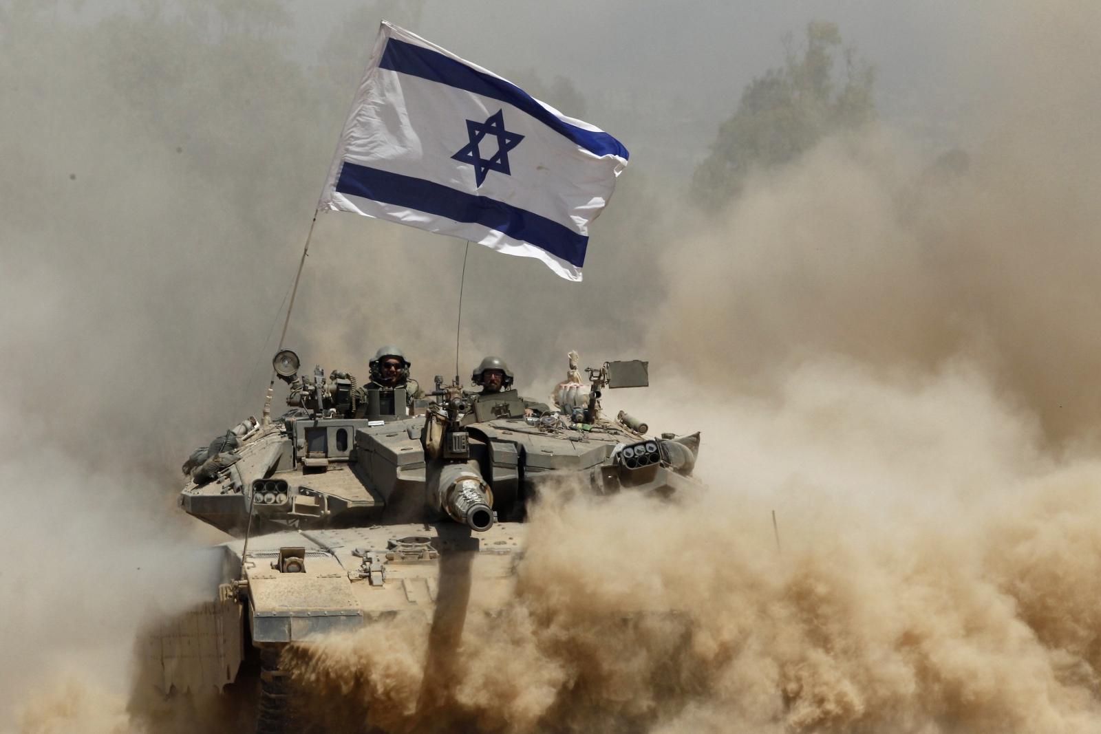 IDF Israel Gaza Hamas