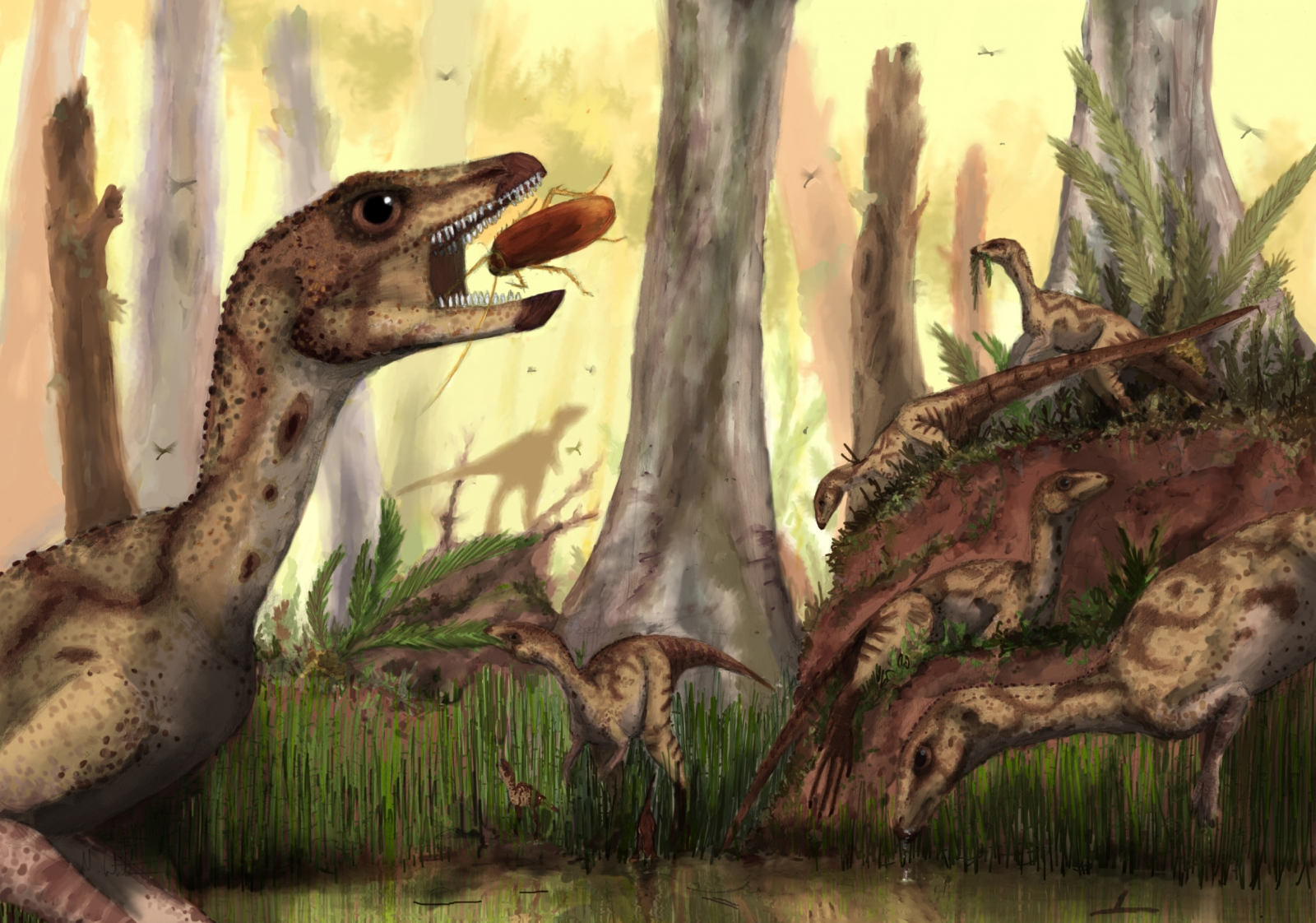 Laquintasaura Venezuelae: Bird-Hipped Dinosaur is First to Be Discovered in Venezuela