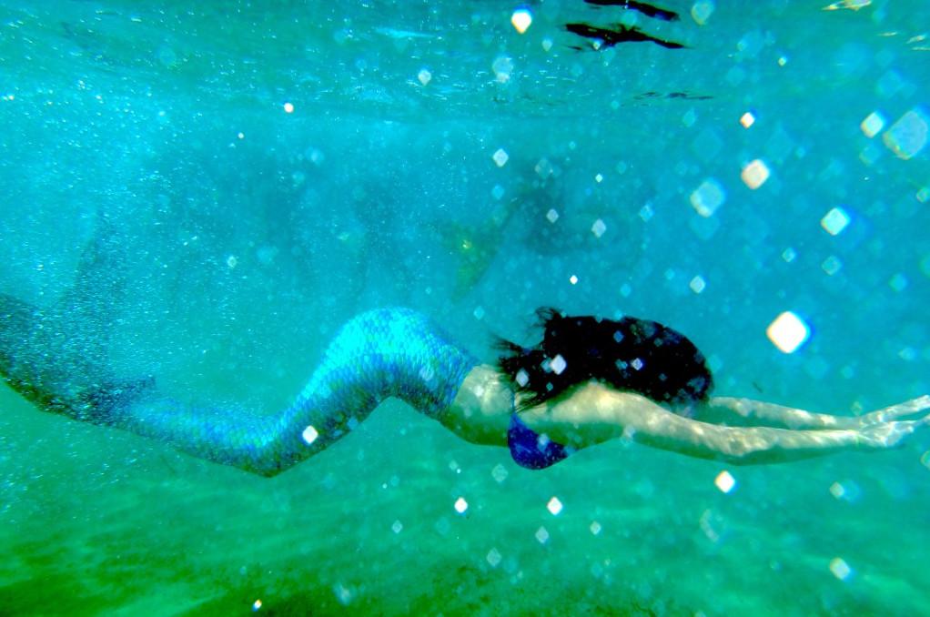 Mermaids at the Sirens Mediterranean Academy
