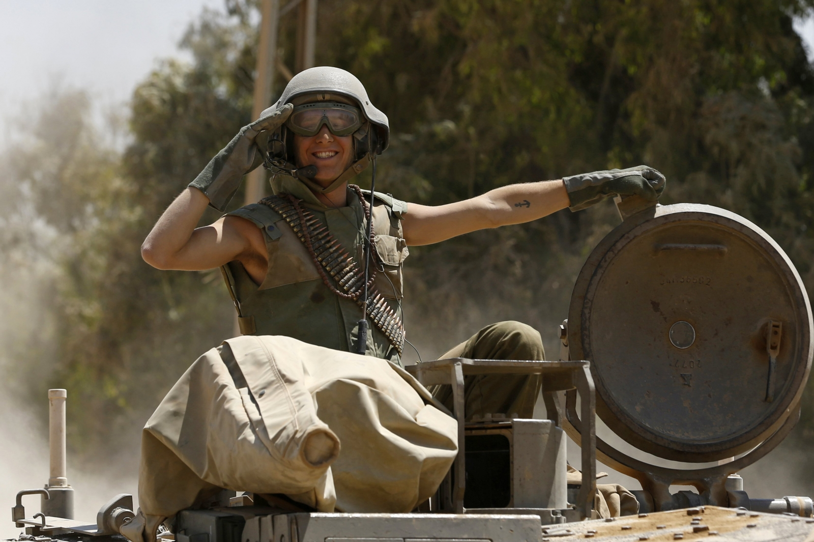 Israel Announces Total Pullout of IDF Troops