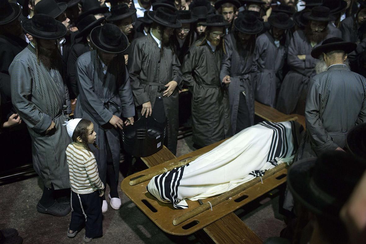 israel bus funeral