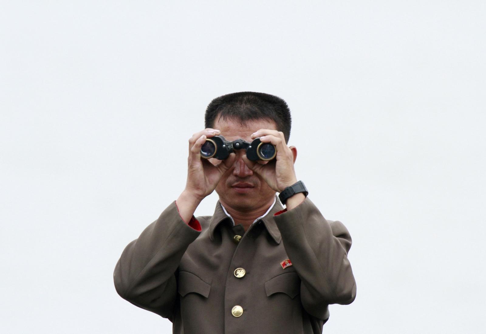 North Korea China Canada
