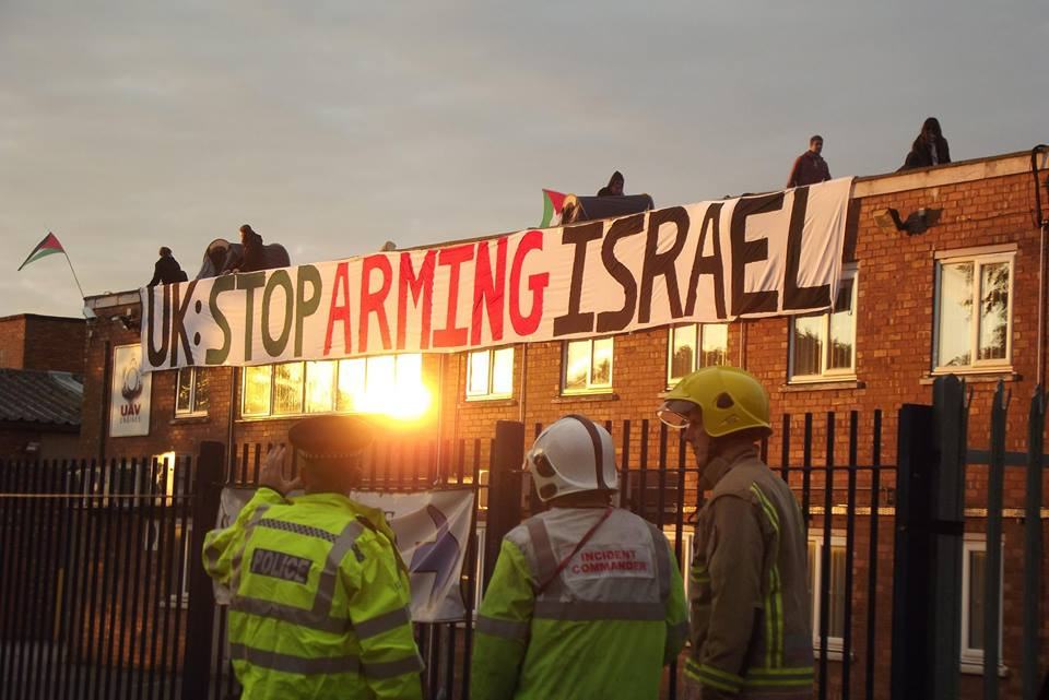 London Palestine Action
