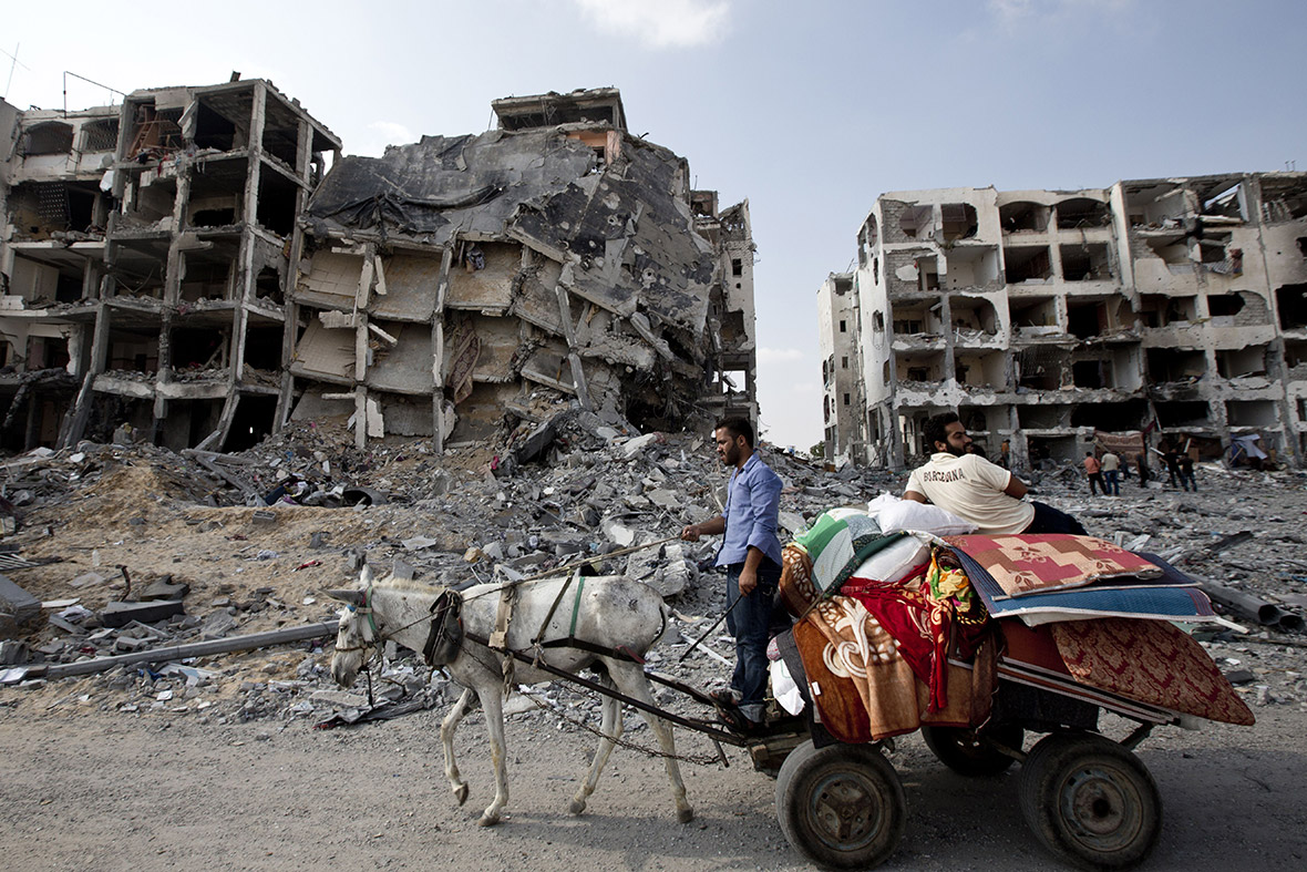 gaza ceasefire
