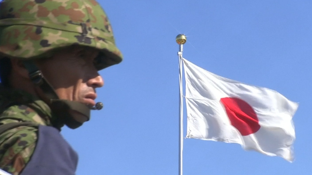 Japan's Security Fears Grow as Neighbours Build Up Arms