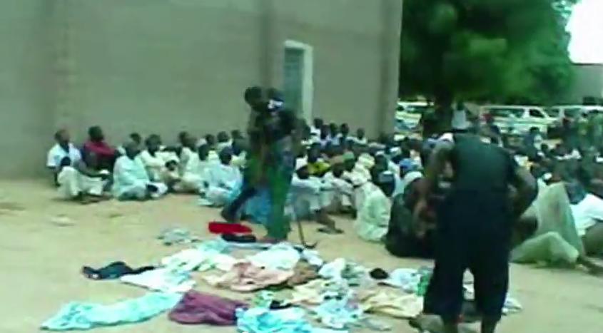 Nigeria army human rights violations