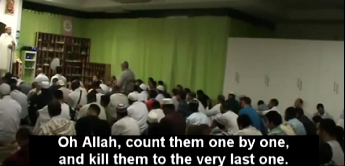 Anti-Semitic imam