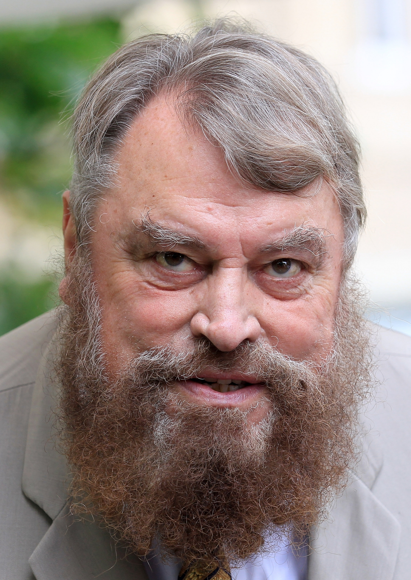 King Of Cars >> Brian Blessed: I Turned Down Doctor Who Role