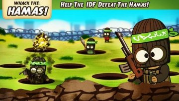 Whack the Hamas Android game