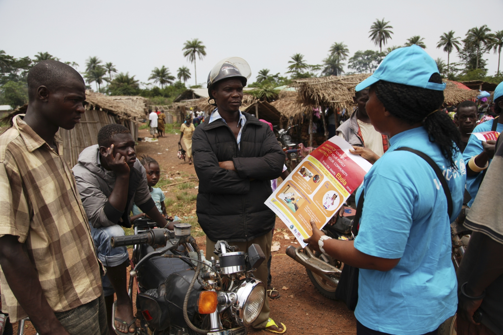 Ebola Outbreak: Armed Liberians 'Poison' Wells Killing Villagers under Pretext of Epidemic