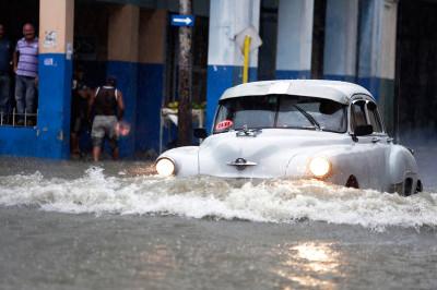 floods cuba