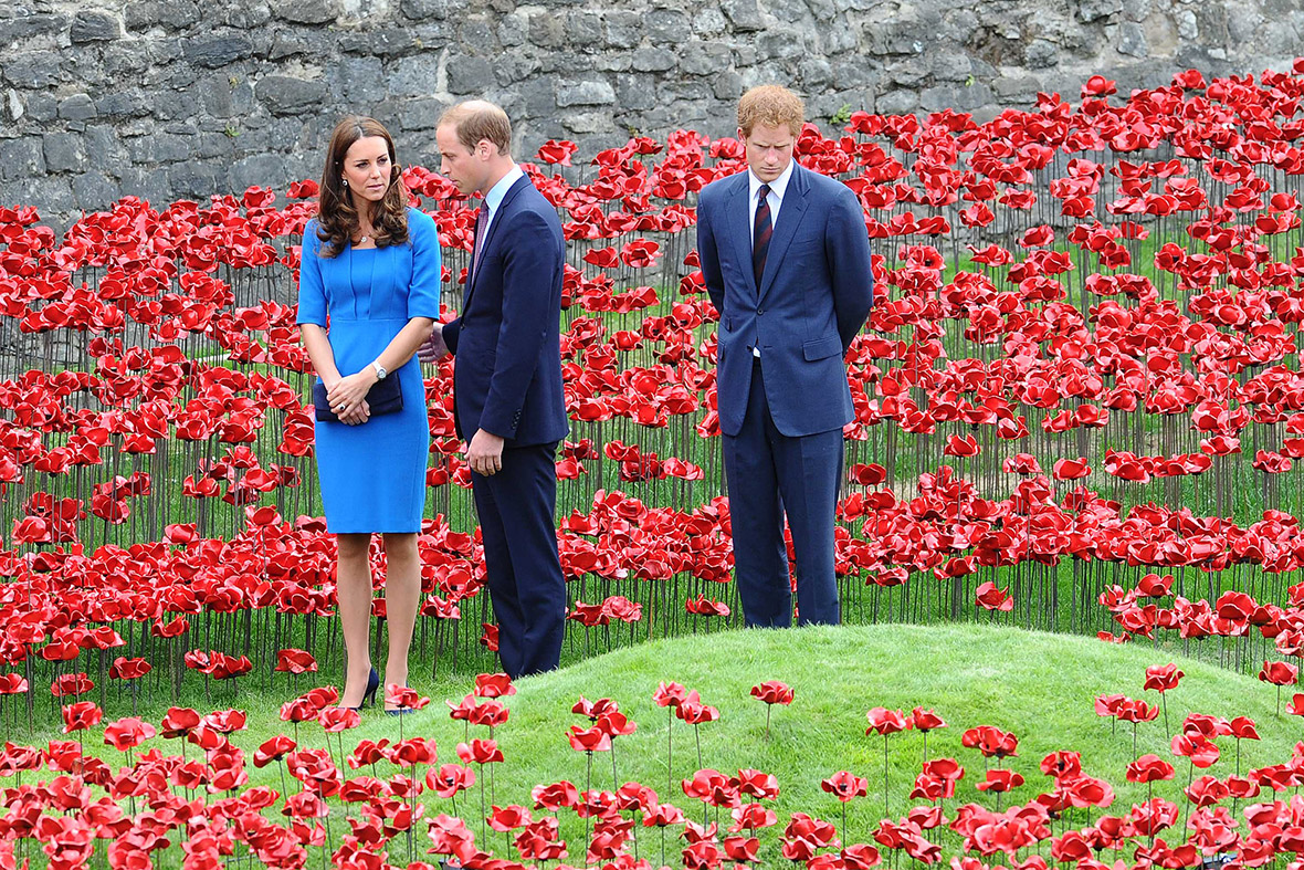 tower london poppie kate middleton