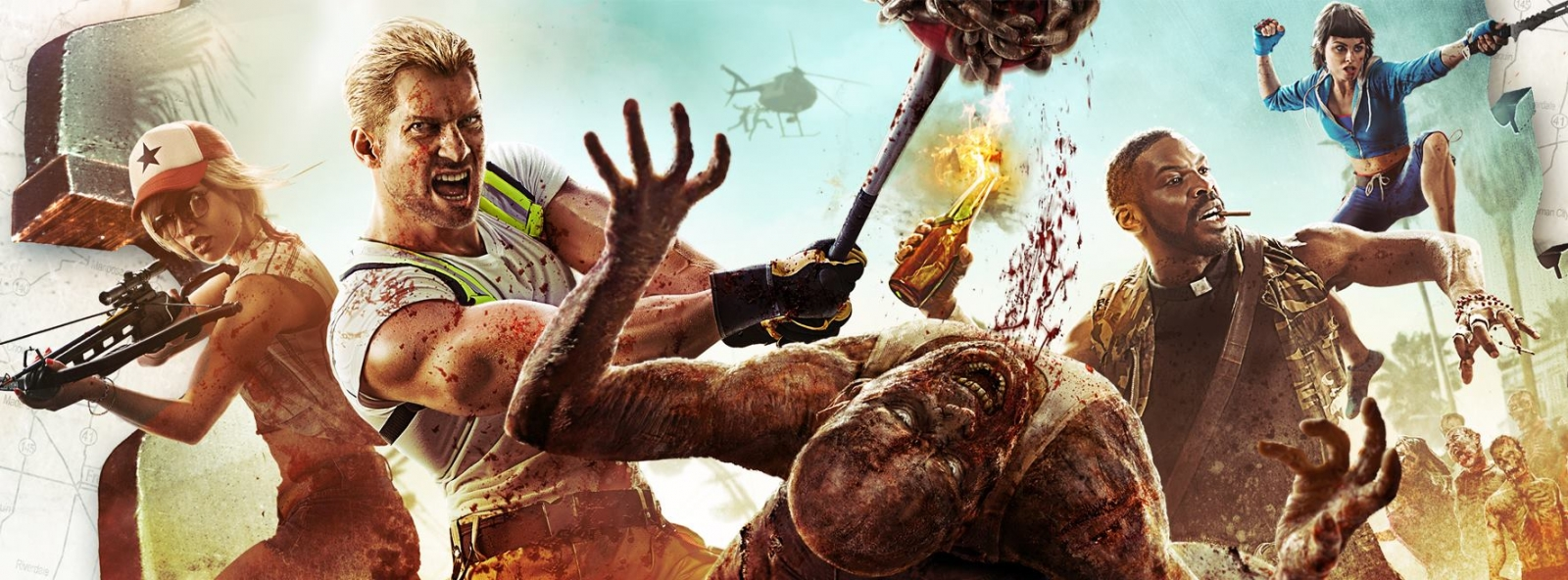 Dead Island Movie: Will It be Based on the Game's Plot of 'Dream Vacation Gone Horribly Wrong'