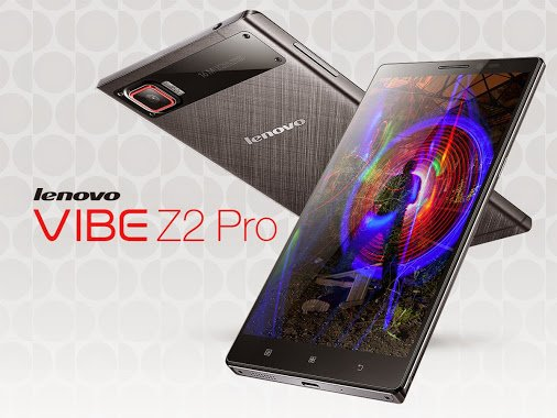 Lenovo Vibe Z2 Pro Officially Showcased: Smartphone Features 13 MP Primary Camera With 4K, Supports 4K Video Recording
