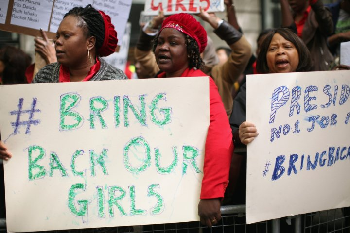 Boko Haram Bring Back Our Girls