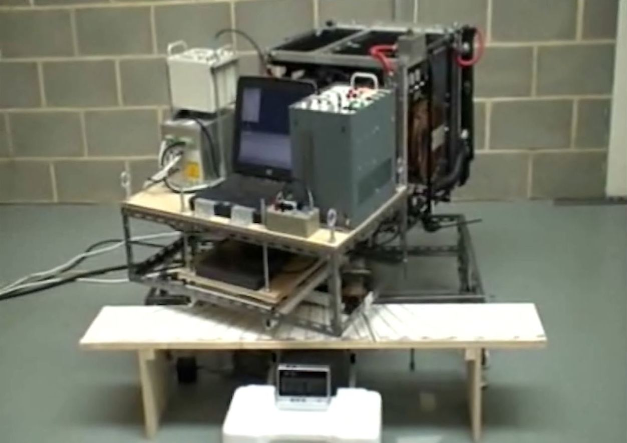 British Scientist Tests 'Quantum Leap' Space Propulsion Technology