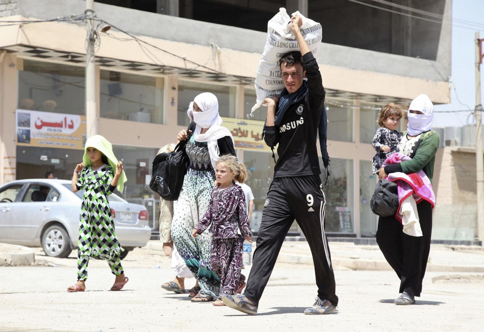 Yazidi ISIS