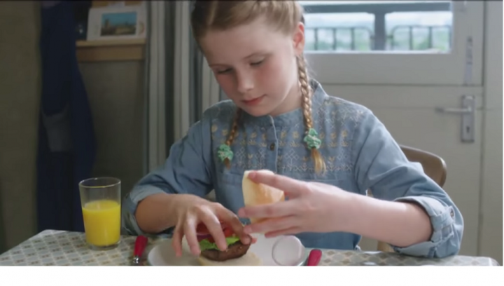 Morrisons 'unhealthy' advert