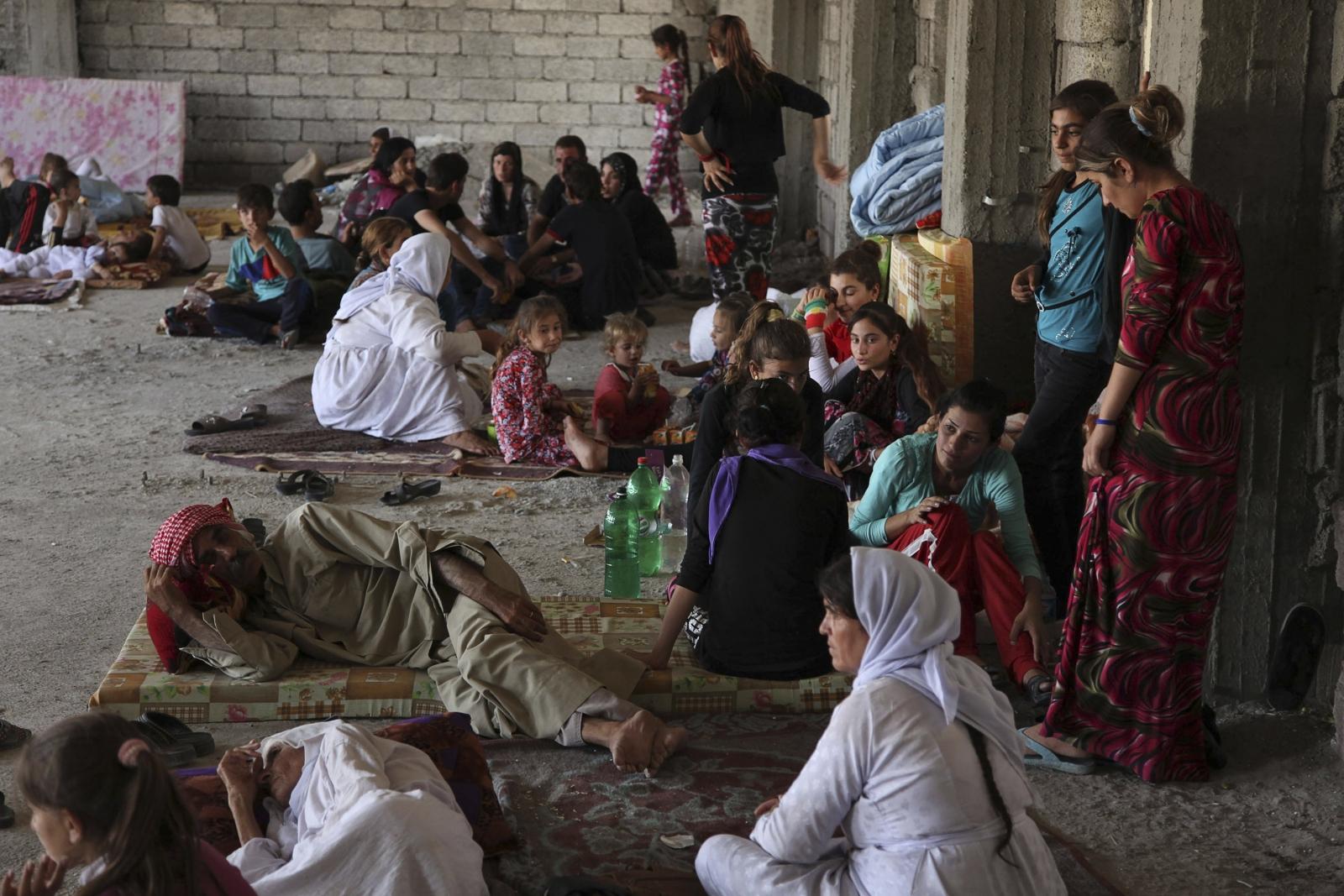 Yazidi Iraq ISIS