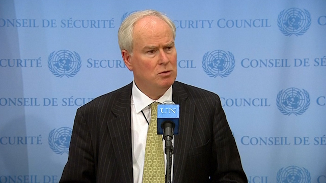 UN Security Council Condemns Recent Attacks by ISIS