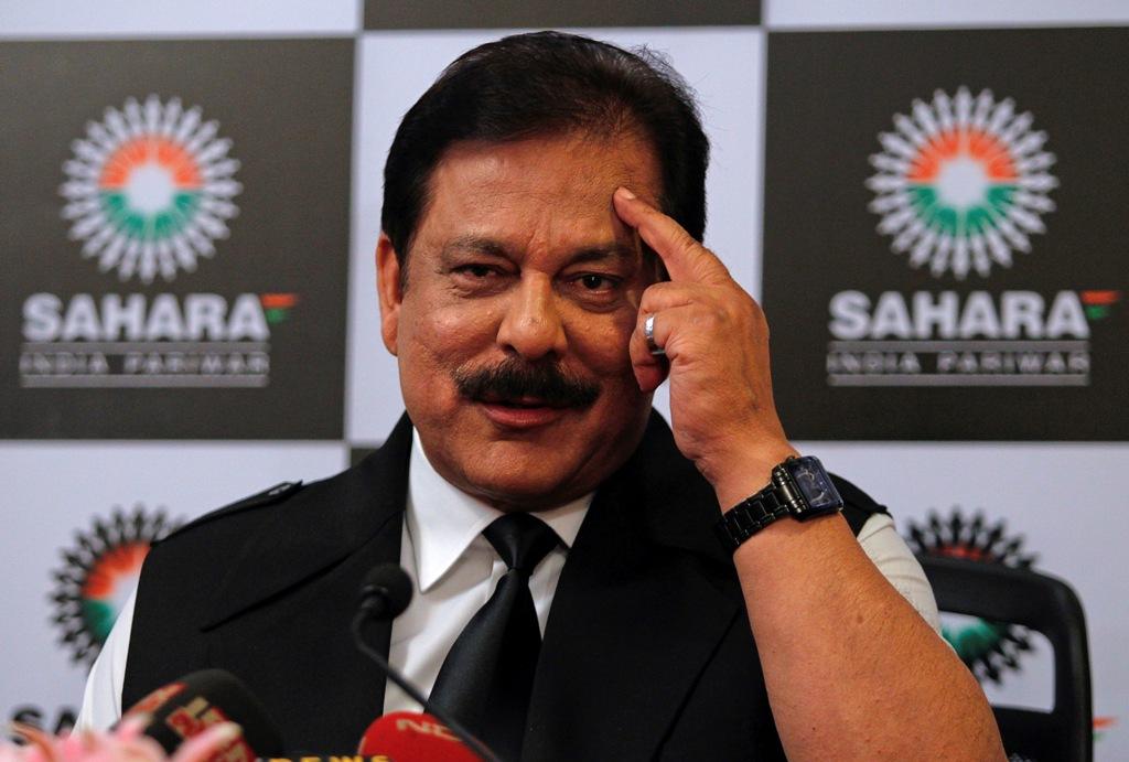 Sahara Group Boss Subrata Roy Begins Deal Talks From Delhi Jail