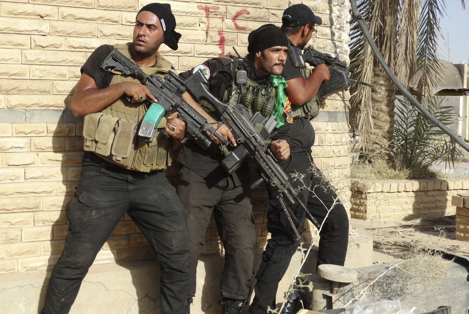 Iraq Security Forces IS ISIS