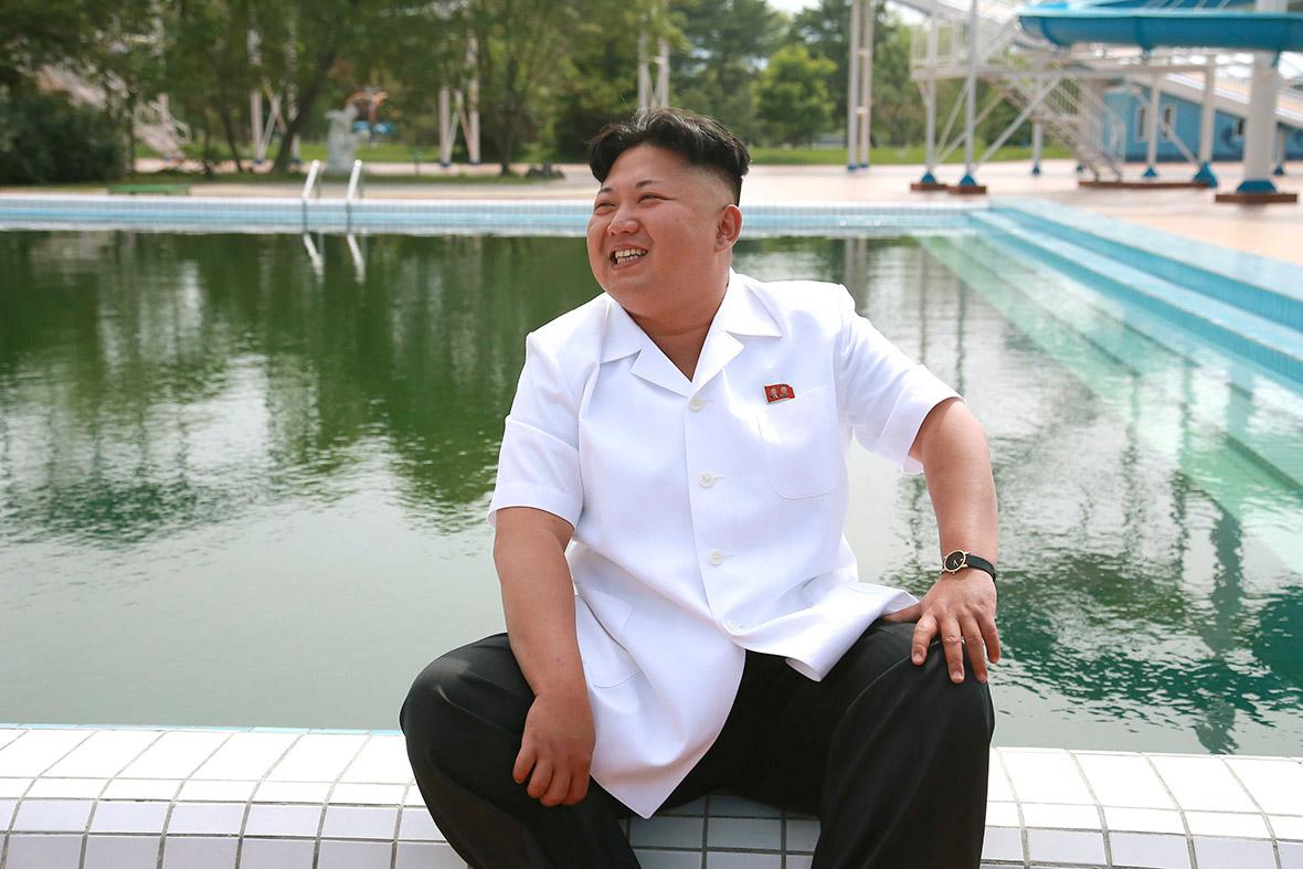 north korea children's camp